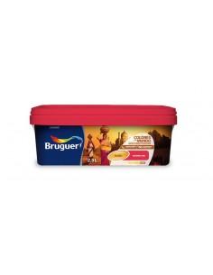 Bruguer Colores del Mundo India Magenta Sari Contraste 2.5 L