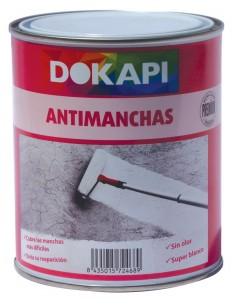 Dokapi Antimanchas Plioway sin olor