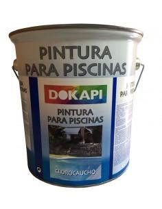 Dokapi Piscina al Clorocaucho