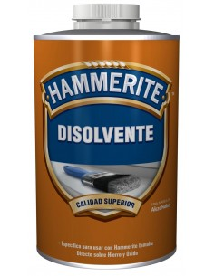 Hammerite Disolvente