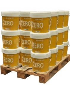 Montó Plástico Uno Zero Palet 44 bidones 12 litros