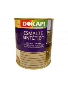 Dokapi Esmalte Sintético Satinado