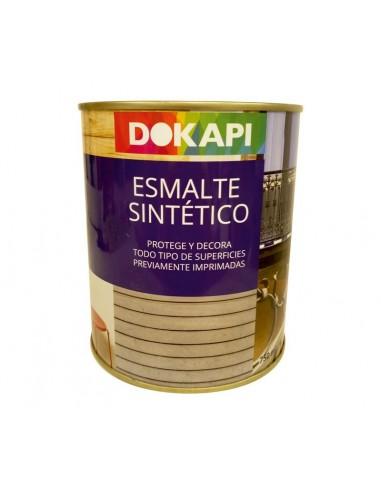 Dokapi Esmalte Sintético Mate