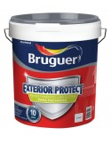 Bruger Exterior Protect Revestimiento Liso Extra