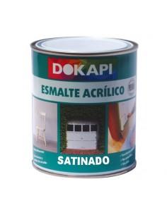Dokapi Esmalte Acrílico Multiadherente Satinado Blanco