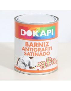 Dokapi Barniz Antigrafiti Satinado