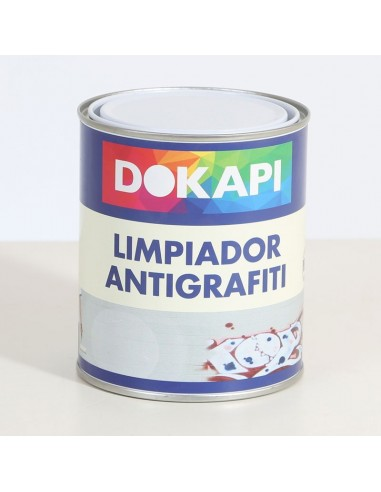 Dokapi Limpiador Antigrafiti