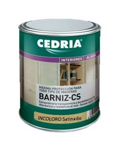Cedria BARNIZ PARQUET-ESCALERAS Incoloro Satinado
