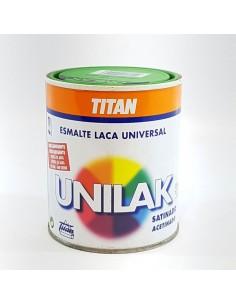 Titan Unilak Esmalte Laca Universal Verde Privamera 375