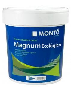 Montó Magnum Ecológico Blanco