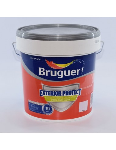 Bruger Exterior Protect Revestimiento Liso Extra 4L