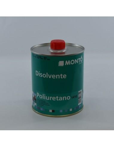Montó Disolvente Poliuretano 1410 750 ml