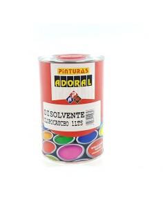 Dokapi Disolvente Clorocaucho 1L