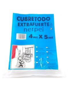Nerpel Cubretodo Extrafuerte 4X5 M