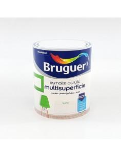 Bruguer Esmalte Acrylic Multisuperficie Mate