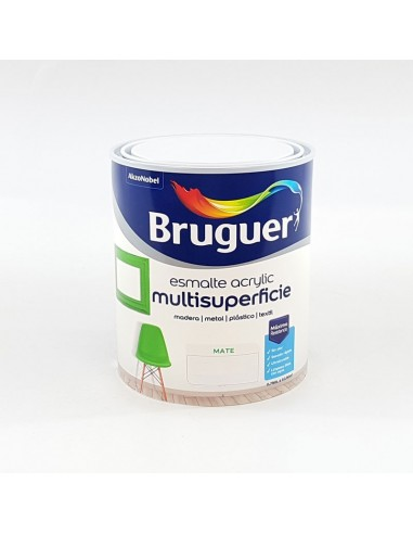 Bruguer Esmalte Acrylic Mate