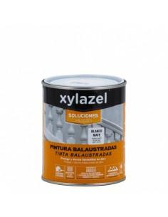 Pintura Balaustradas Blanco Mate Xylazel