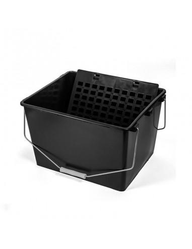 Cubeta de 16 L + Rejilla