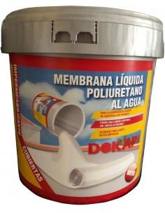 Dokapi Membrana Poliuretano Al Agua