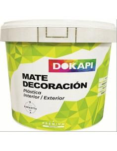 Dokapi Decoración Extra Mate Blanco