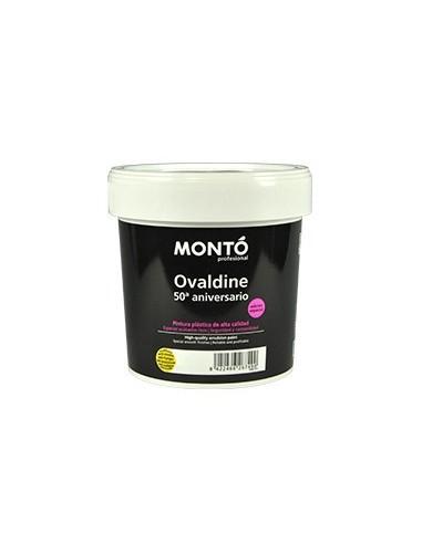 Montomix Ovaldine 50 Aniversario BLC ( Colores Suaves )