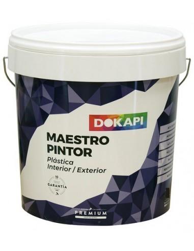 Dokapi Maestro Pintor Mate 4 L