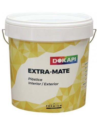 Dokapi Plástico Extra Mate Blanco