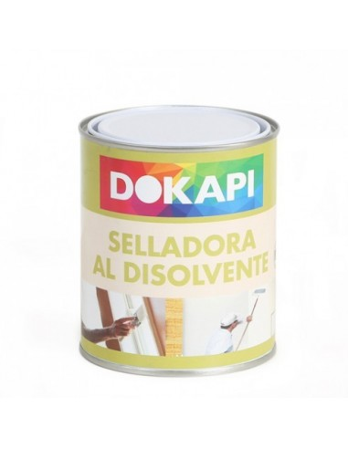 Dokapi Selladora Al Disolvente