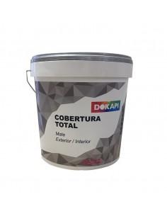 Dokapi Cobertura Total Plástico Mate 14 L