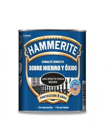 Hammerite Esmalte Antioxidante Liso Efecto Forja