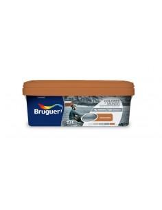 Bruguer Colores del Mundo Escandinavia Naranja Boreal Contraste 2.5 L
